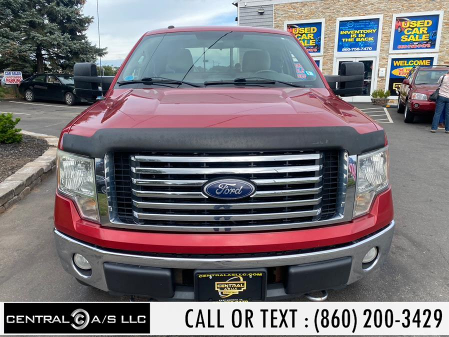 """Used Ford F-150 4WD SuperCab 145"""" XL 2010 