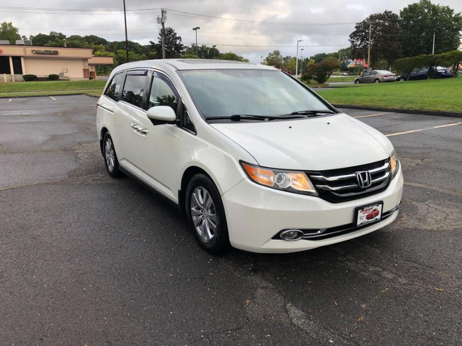 Used 2014 Honda Odyssey in Hartford , Connecticut | Ledyard Auto Sale LLC. Hartford , Connecticut