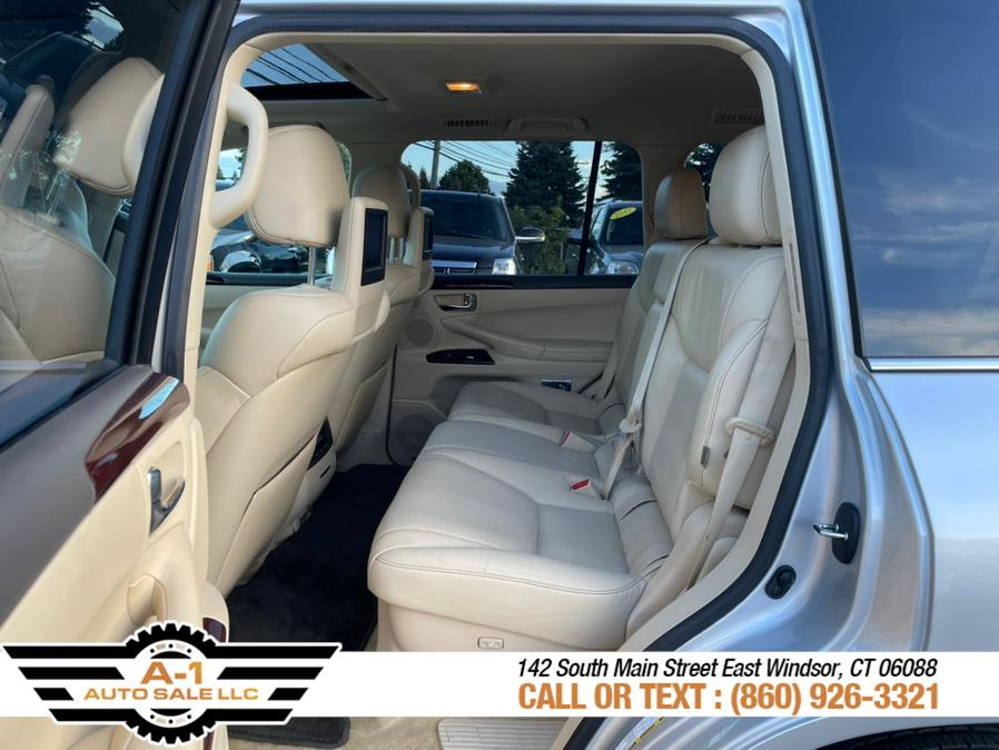 Used Lexus LX 570 4WD 4dr 2013   A1 Auto Sale LLC. East Windsor, Connecticut