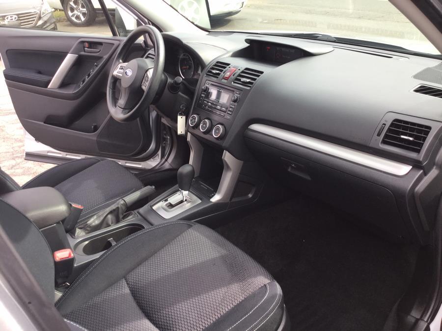 Used Subaru Forester 4dr Auto 2.5i Premium PZEV 2015 | L&S Automotive LLC. Plantsville, Connecticut