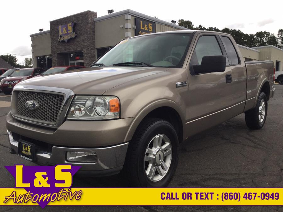 Used 2004 Ford F-150 in Plantsville, Connecticut | L&S Automotive LLC. Plantsville, Connecticut
