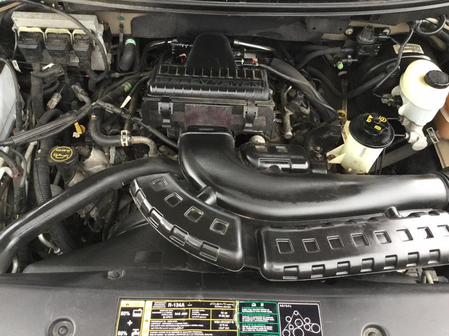 "Used Ford F-150 Supercab 133"" Lariat 4WD 2004 | L&S Automotive LLC. Plantsville, Connecticut"