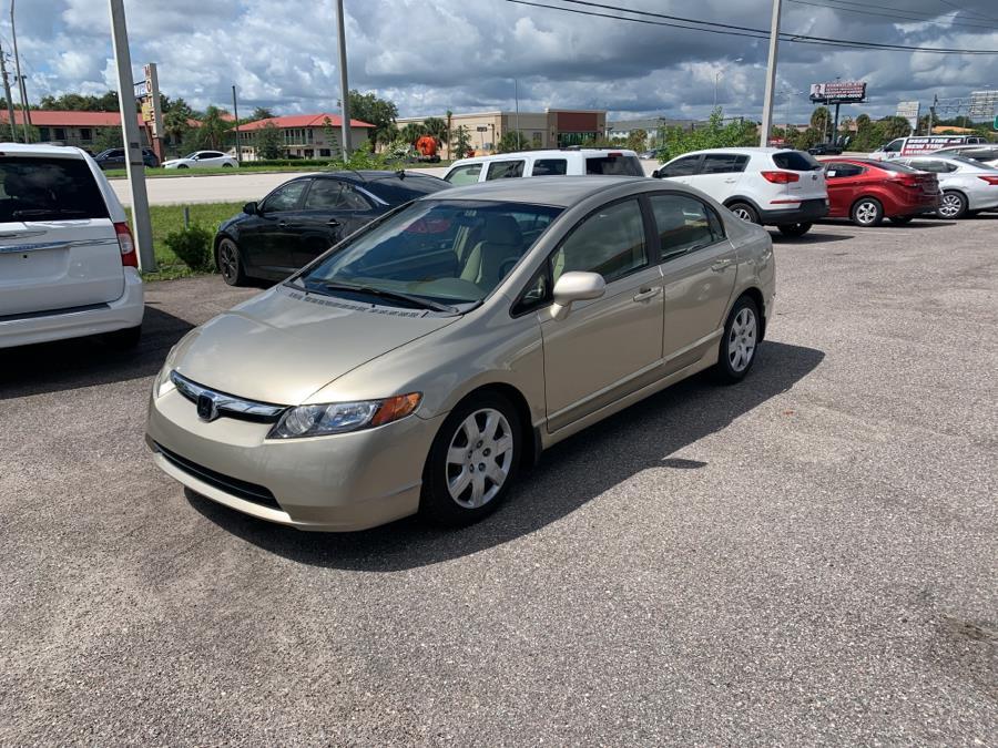 Used Honda Civic Sdn 4dr Auto LX 2008 | Central florida Auto Trader. Kissimmee, Florida