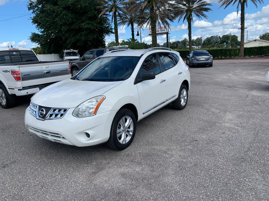 Used Nissan Rogue Select AWD 4dr S 2015 | Central florida Auto Trader. Kissimmee, Florida