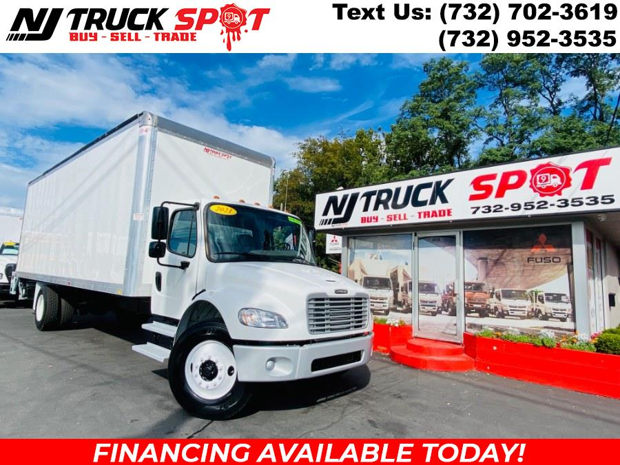 Used 2021 FREIGHTLINER M2 106 in South Amboy, New Jersey | NJ Truck Spot. South Amboy, New Jersey