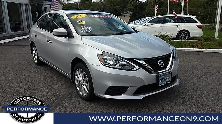 Used 2017 Nissan Sentra in Wappingers Falls, New York | Performance Motorcars Inc. Wappingers Falls, New York