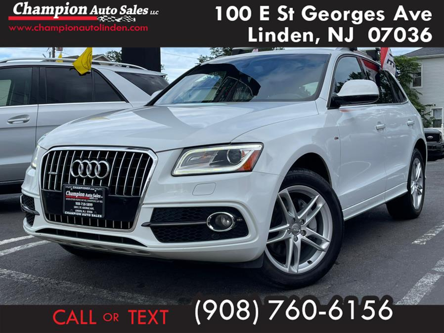 Used 2016 Audi Q5 in Linden, New Jersey | Champion Used Auto Sales. Linden, New Jersey