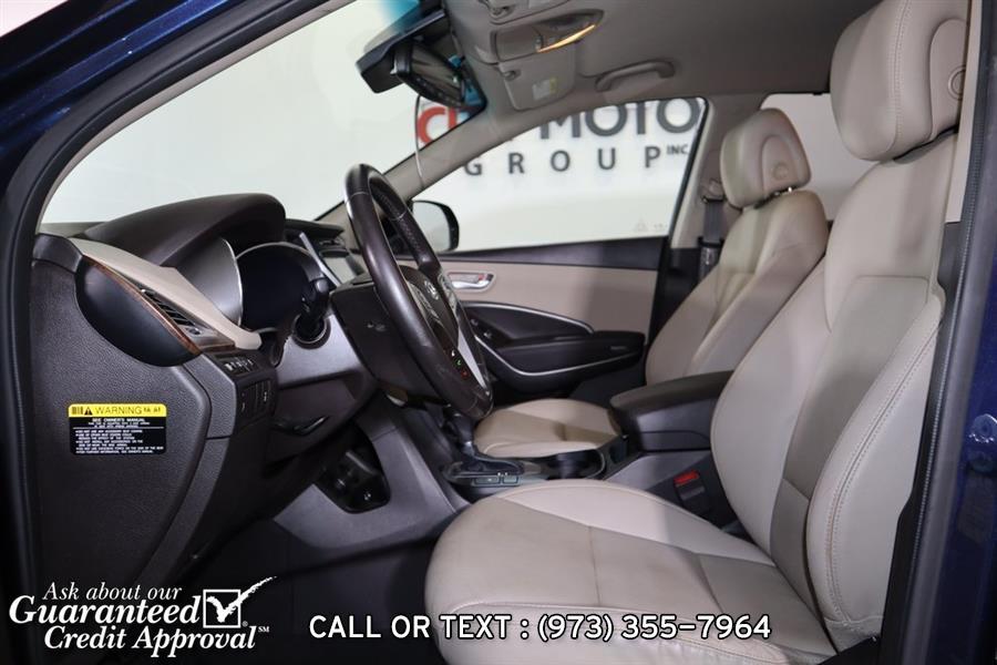 Used Hyundai Santa Fe SE 2017   City Motor Group Inc.. Haskell, New Jersey