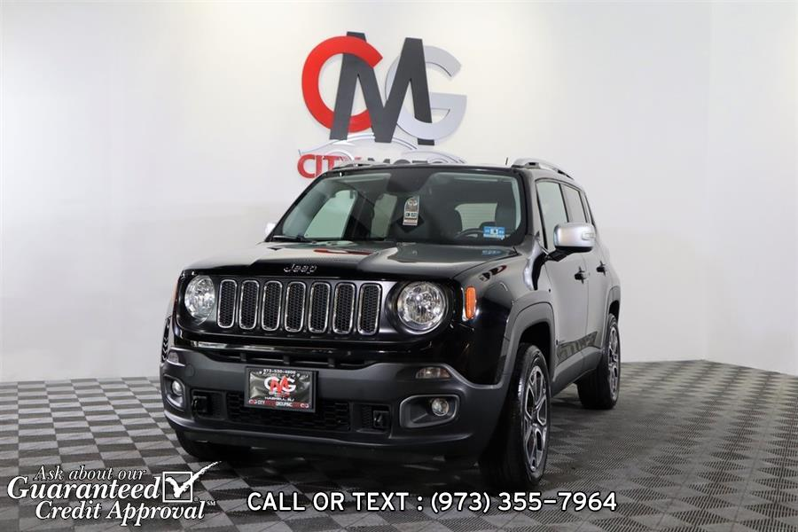 Used Jeep Renegade Limited 2015 | City Motor Group Inc.. Haskell, New Jersey