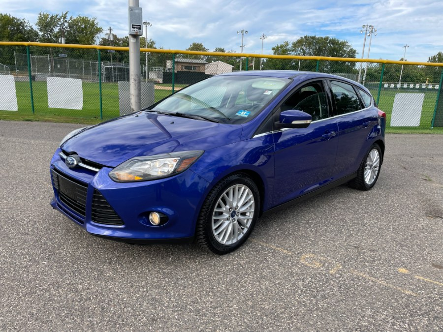 Used Ford Focus 5dr HB Titanium 2013   Cars With Deals. Lyndhurst, New Jersey