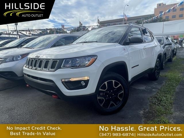 Used Jeep Compass Trailhawk 2019   Hillside Auto Outlet. Jamaica, New York