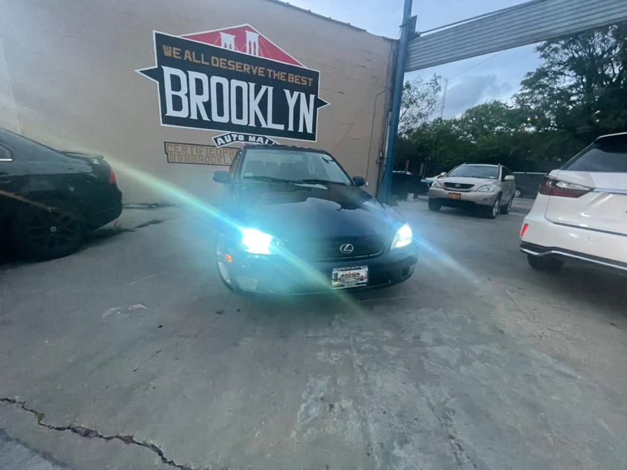 Used Lexus IS 300 4dr Sdn Auto Trans 2004   Brooklyn Auto Mall LLC. Brooklyn, New York