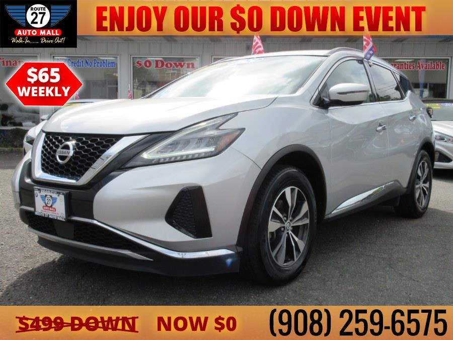 Used 2020 Nissan Murano in Linden, New Jersey   Route 27 Auto Mall. Linden, New Jersey