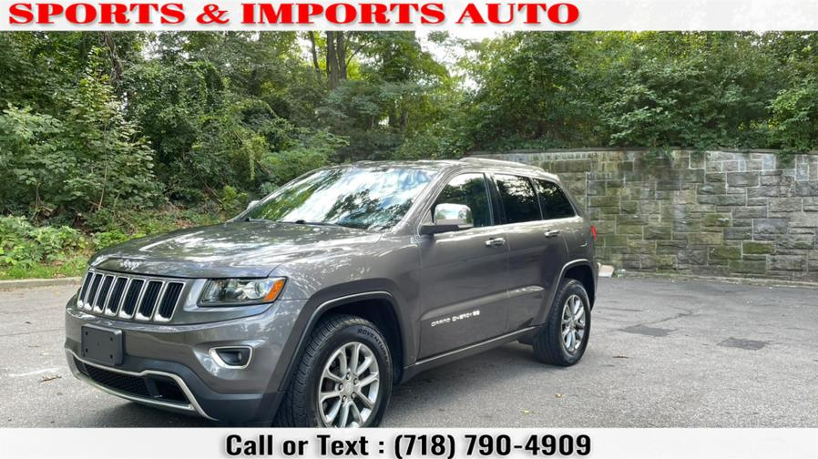 Used Jeep Grand Cherokee 4WD 4dr Limited 2014 | Sports & Imports Auto Inc. Brooklyn, New York