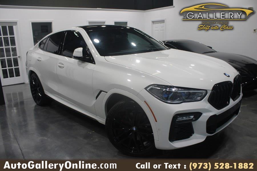 Used 2021 BMW X6 in Lodi, New Jersey | Auto Gallery. Lodi, New Jersey