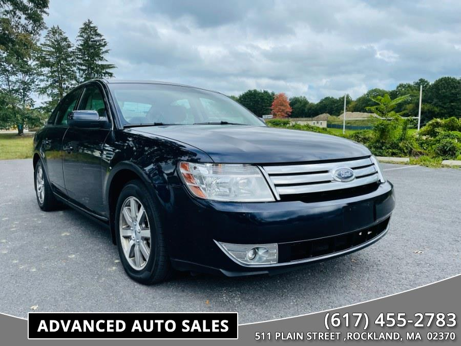 Used 2008 Ford Taurus in Rockland, Massachusetts | Advanced Auto Sales. Rockland, Massachusetts