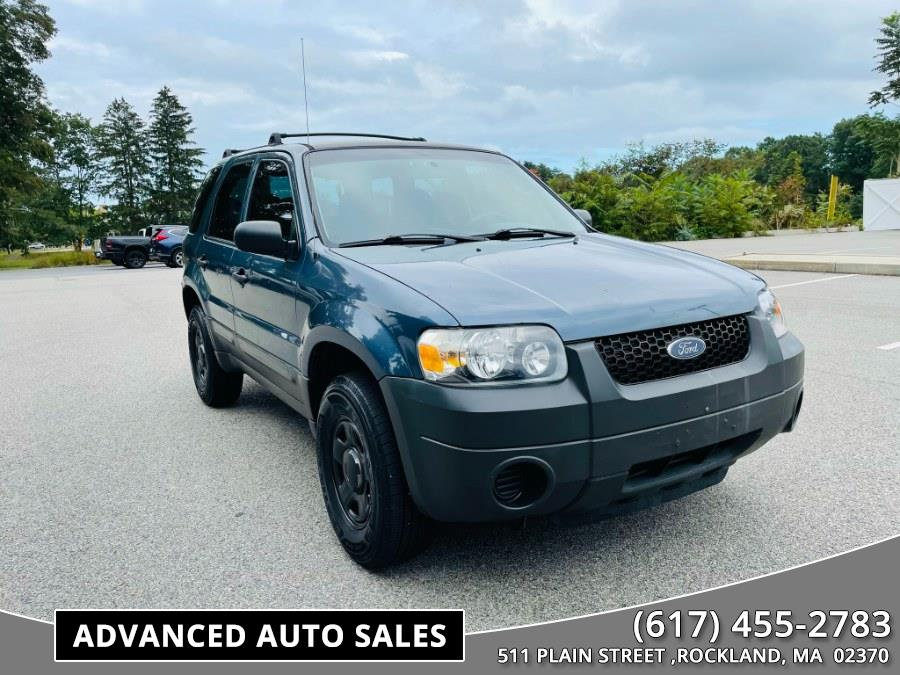 Used 2005 Ford Escape in Rockland, Massachusetts | Advanced Auto Sales. Rockland, Massachusetts