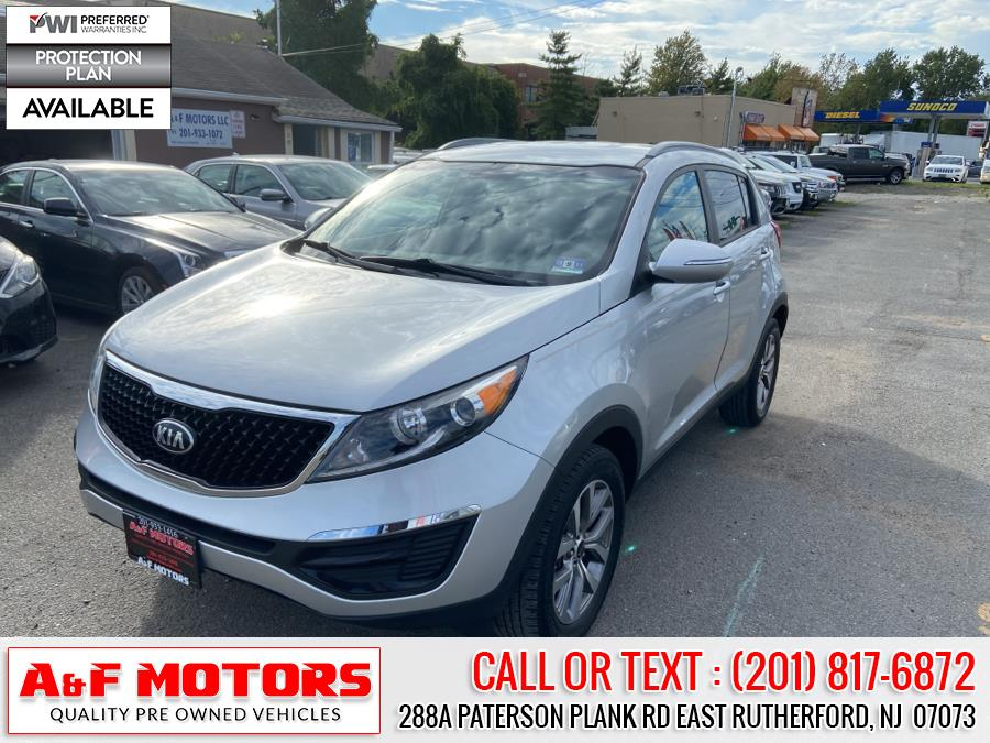 Used 2014 Kia Sportage in East Rutherford, New Jersey | A&F Motors LLC. East Rutherford, New Jersey