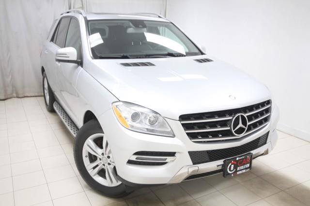 Used Mercedes-benz Ml 350 4MATIC w/ Navi & rearCam 2014 | Car Revolution. Maple Shade, New Jersey