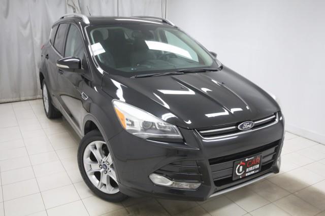 Used Ford Escape Titanium Edition 4WD w/ Navi & rearCam 2014   Car Revolution. Maple Shade, New Jersey