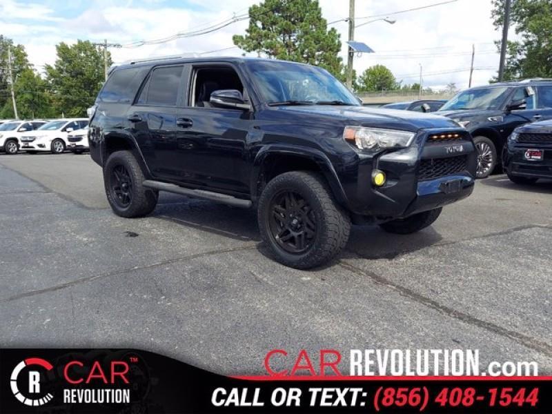 Used Toyota 4runner SR5 2018   Car Revolution. Maple Shade, New Jersey