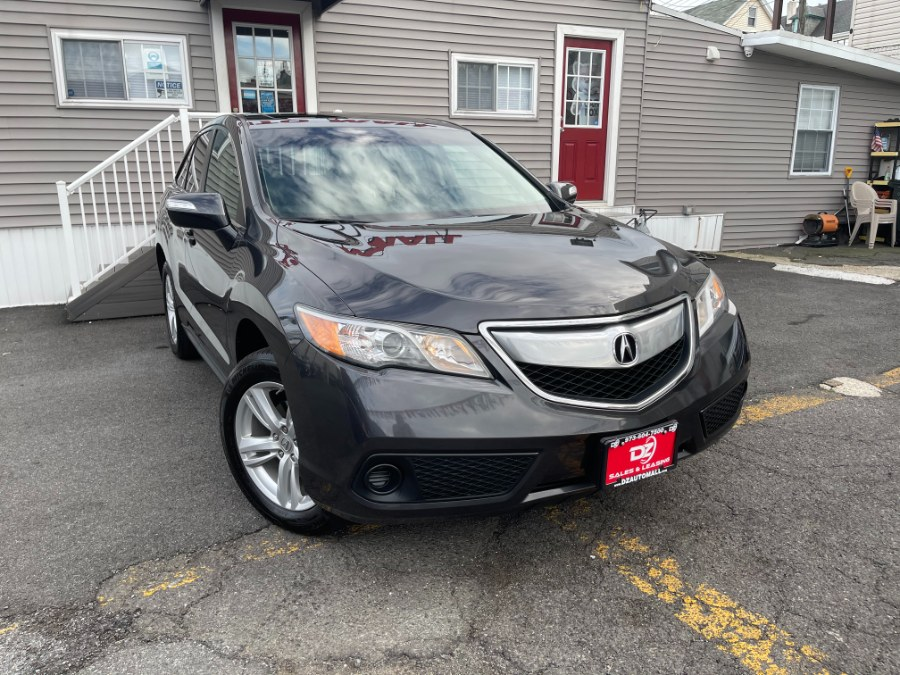 Used Acura RDX AWD 4dr 2015 | DZ Automall. Paterson, New Jersey
