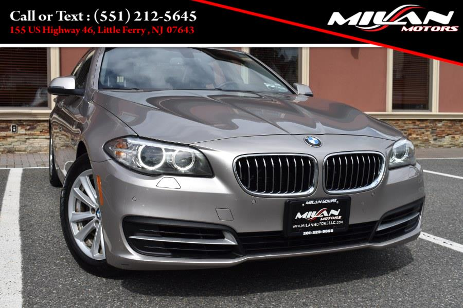 Used BMW 5 Series 4dr Sdn 528i xDrive AWD 2014 | Milan Motors. Little Ferry , New Jersey