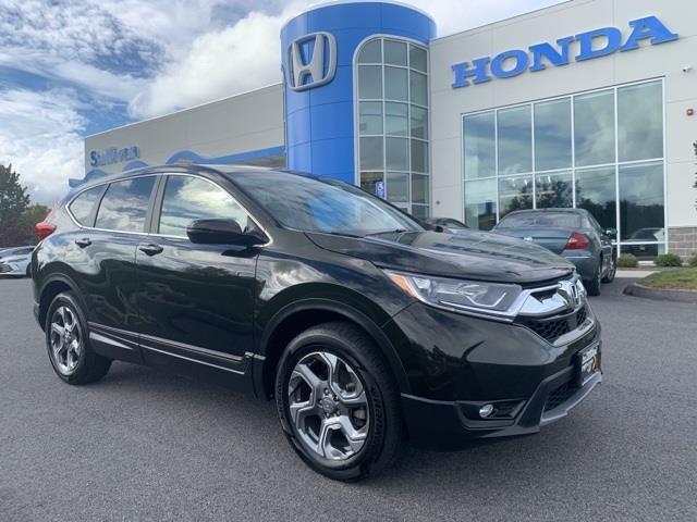 Used Honda Cr-v EX-L 2017   Sullivan Automotive Group. Avon, Connecticut