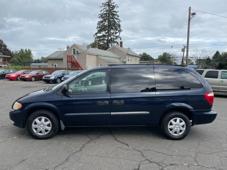 "Used Dodge Caravan 4dr Grand SE 119"" WB 2004 | CT Car Co LLC. East Windsor, Connecticut"