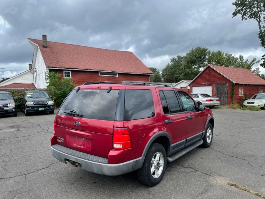 "Used Ford Explorer 4dr 114"" WB 4.0L XLT 4WD 2003   CT Car Co LLC. East Windsor, Connecticut"
