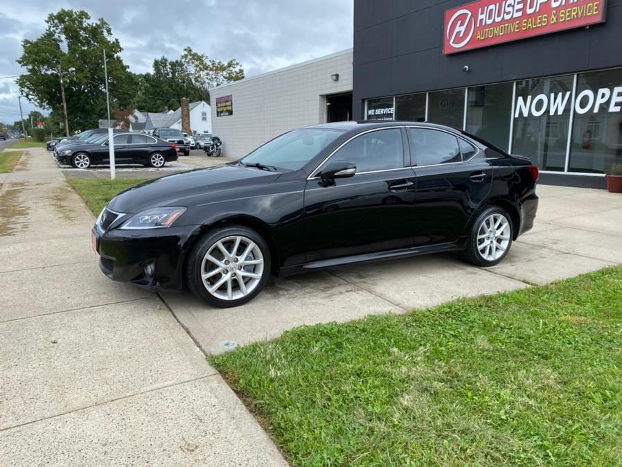 Used Lexus IS 350 4dr Sdn AWD 2011 | House of Cars CT. Meriden, Connecticut