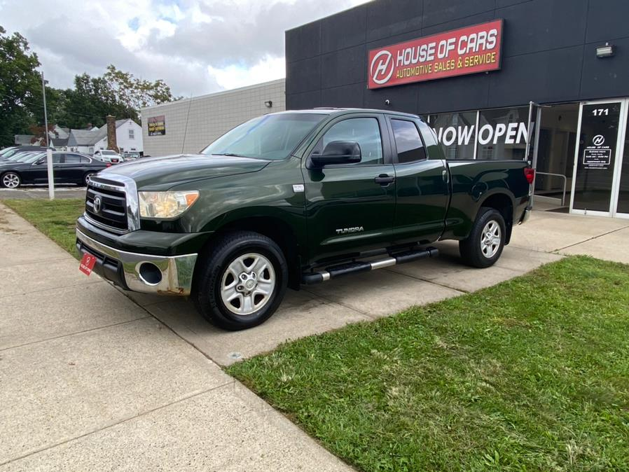 Used Toyota Tundra 4WD Truck Dbl 4.6L V8 6-Spd AT (Natl) 2010 | House of Cars CT. Meriden, Connecticut