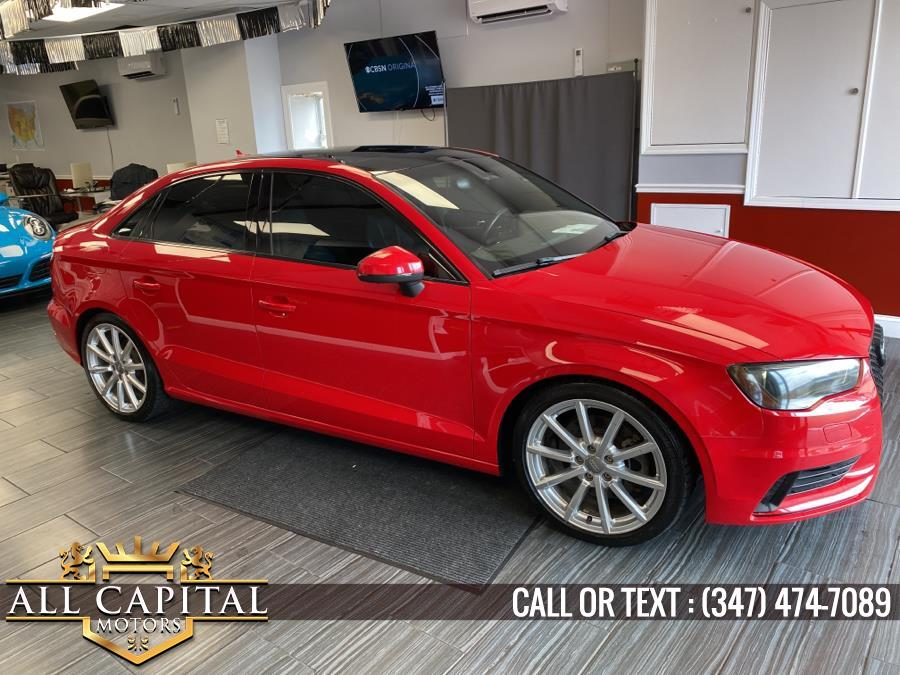 Used 2015 Audi A3 in Brooklyn, New York   All Capital Motors. Brooklyn, New York