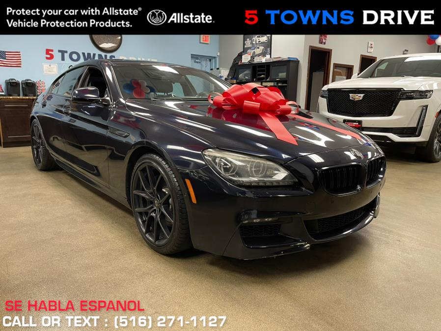 Used BMW 6 Series 4dr Sdn 650i RWD Gran Coupe 2015 | 5 Towns Drive. Inwood, New York