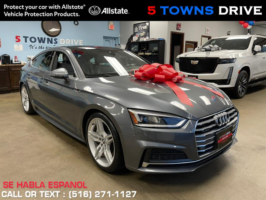 Used Audi A5 Sportback 2.0 TFSI Premium Plus 2018 | 5 Towns Drive. Inwood, New York