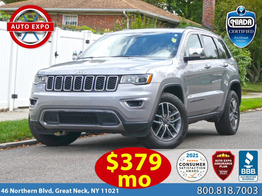 Used 2020 Jeep Grand Cherokee in Great Neck, New York | Auto Expo Ent Inc.. Great Neck, New York