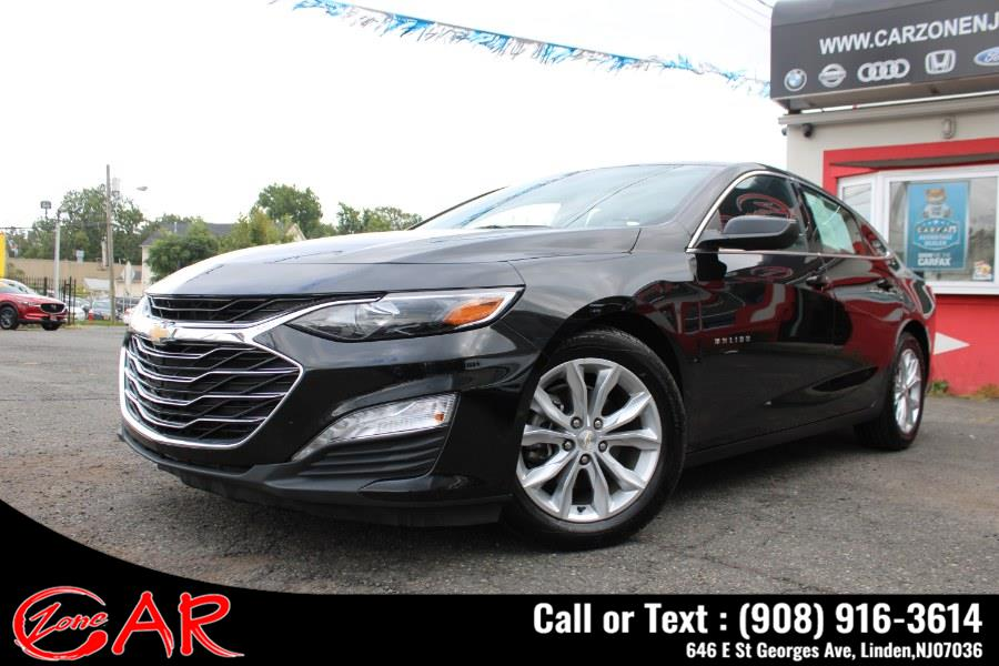 Used Chevrolet Malibu 4dr Sdn LT 2020 | Car Zone. Linden, New Jersey