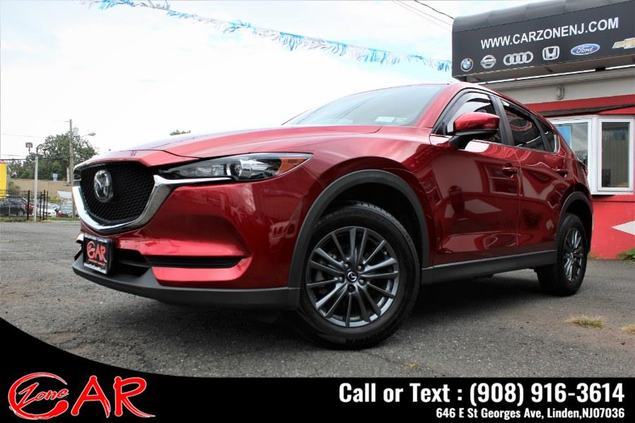 Used Mazda CX-5 Touring AWD 2020   Car Zone. Linden, New Jersey