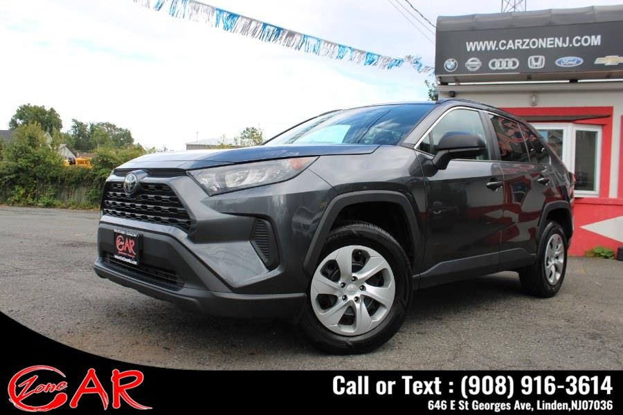 Used Toyota RAV4 LE AWD (Natl) 2020 | Car Zone. Linden, New Jersey