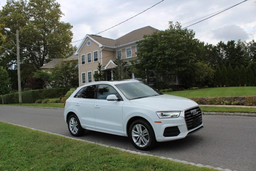 2016 Audi Q3 quattro 4dr Premium Plus, available for sale in Great Neck, NY