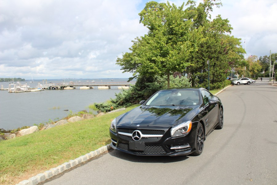 2015 Mercedes-Benz SL-Class 2dr Roadster SL 400, available for sale in Great Neck, NY