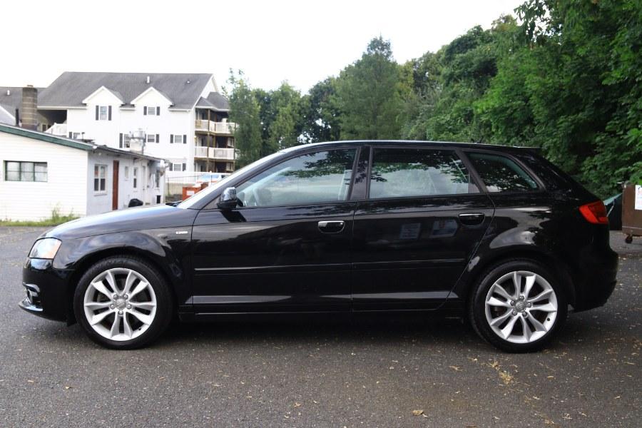 Used Audi A3 4dr HB S tronic quattro 2.0T Premium 2011   Performance Imports. Danbury, Connecticut