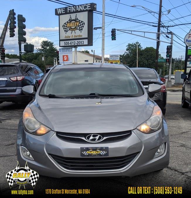 Used Hyundai Elantra 4dr Sdn Auto GLS 2012 | Rally Motor Sports. Worcester, Massachusetts