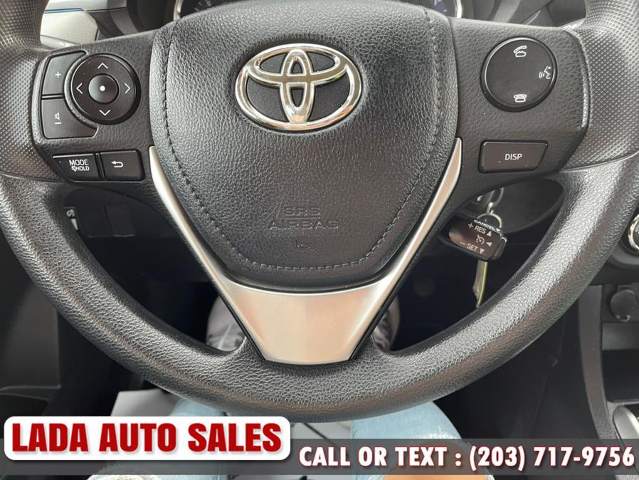 Used Toyota Corolla 4dr Sdn CVT LE (Natl) 2014 | Lada Auto Sales. Bridgeport, Connecticut