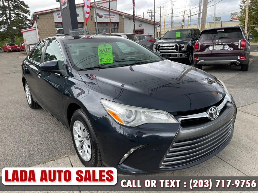 Used 2017 Toyota Camry in Bridgeport, Connecticut | Lada Auto Sales. Bridgeport, Connecticut