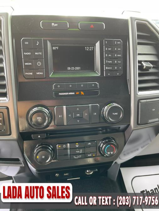 "Used Ford F-150 4WD SuperCrew 145"" XLT 2015 | Lada Auto Sales. Bridgeport, Connecticut"