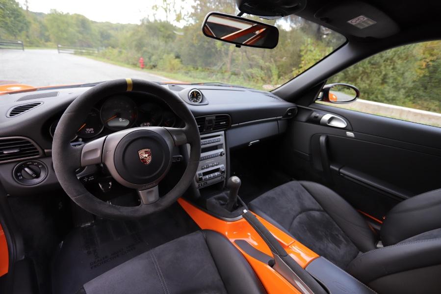 Used Porsche 911 GT3 RS 2007 | Meccanic Shop North Inc. North Salem, New York