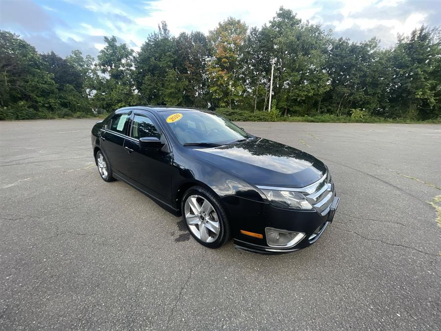 Used Ford Fusion 4dr Sdn SPORT FWD 2010 | Wiz Leasing Inc. Stratford, Connecticut