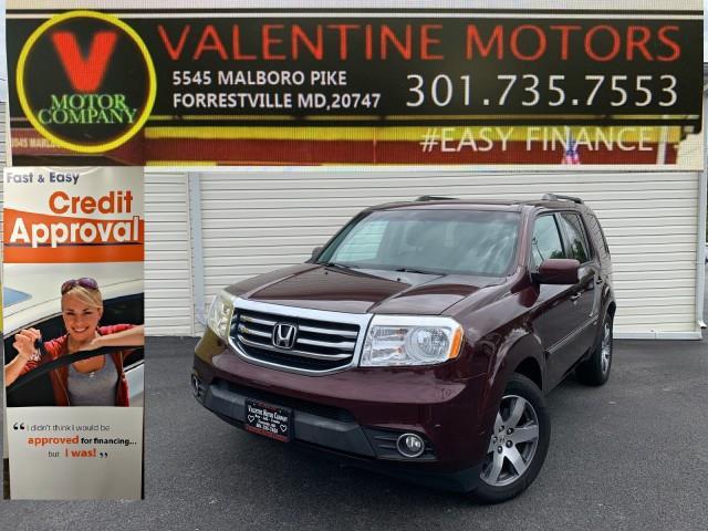 Used Honda Pilot Touring 2013 | Valentine Motor Company. Forestville, Maryland