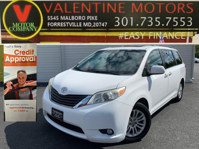 Used Toyota Sienna XLE 2011 | Valentine Motor Company. Forestville, Maryland